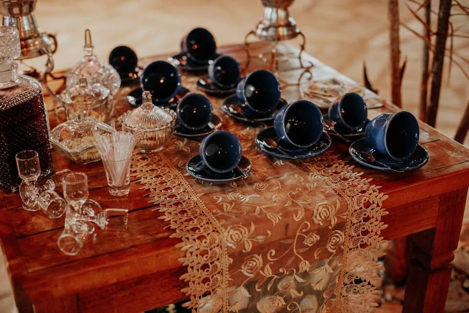40 Ideias para decorar a mesa do café na recepção: originalidade com gostinho brasileiro