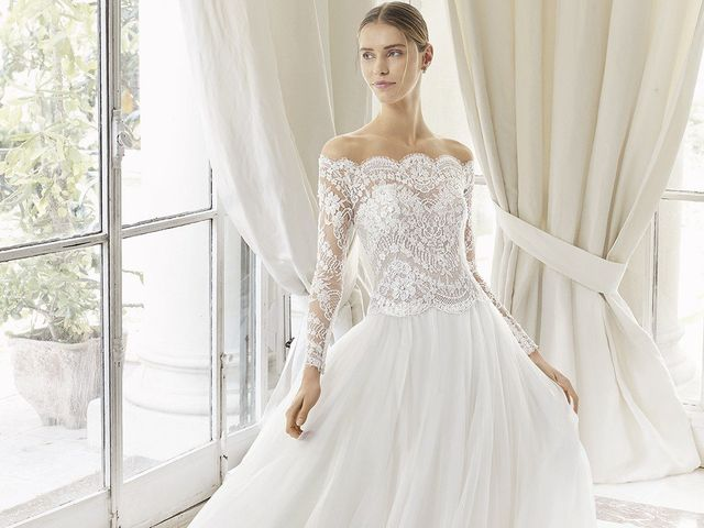 Vestidos de noiva Rosa Clará: a impecável coleção Couture