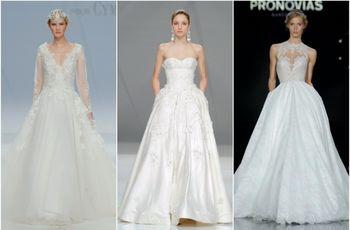 Tendência em vestidos de noiva 2017 (BBFW)
