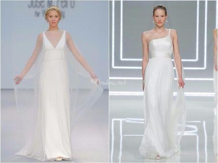 15 Vestidos de noiva no estilo grego