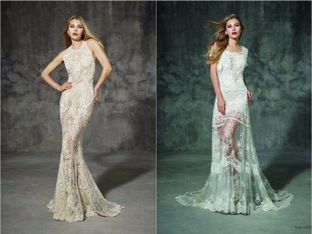 15 vestidos para noivas sexy
