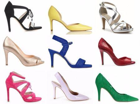 Sapatos para damas de honra adultas