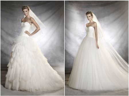 Vestidos de noiva com corpete