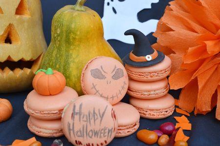 15 ideias para um Candy Bar ao estilo Halloween