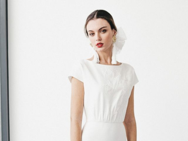Vestidos Cherubina: noivas com ar vintage