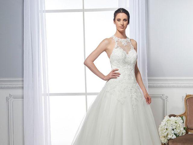 Vestido de noiva Miss Paris 2019: a volta triunfal das princesas