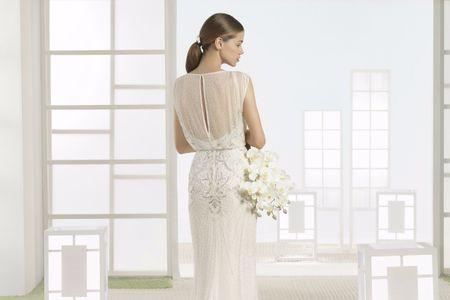 Coleção Rosa Clará Soft 2017: vestidos de noiva que conjugam delicadeza e cortes de excelência