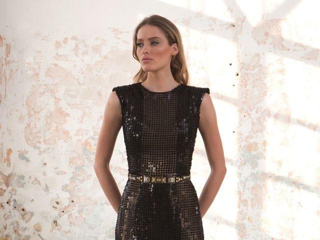 Vestidos de festa Galia Lahav: luxo e sensualidade
