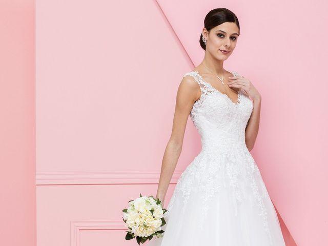 Vestidos de noiva Eglantine Créations 2019
