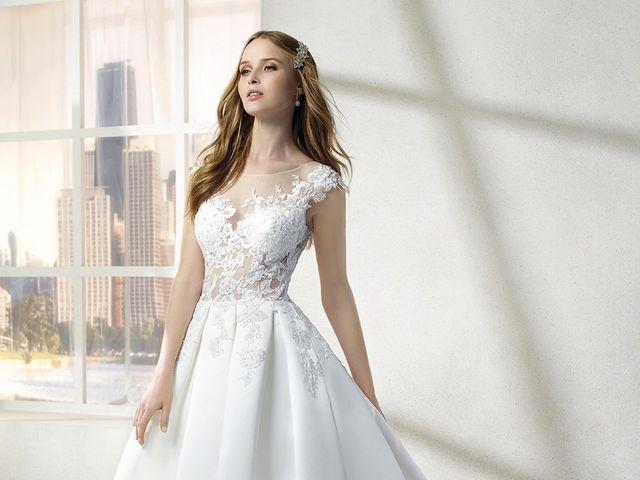 Vestidos de noiva Miss Kelly 2019: eternas princesas