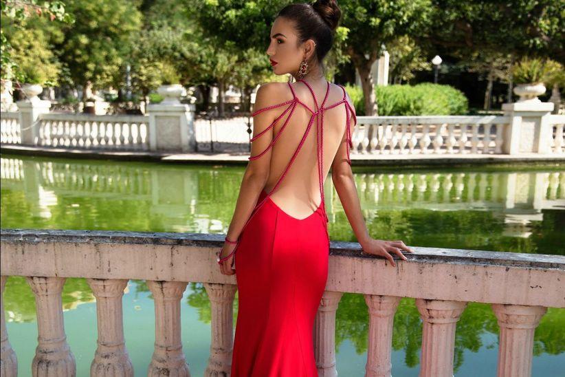 25 Vestidos De Festa Com Decotes Nas Costas