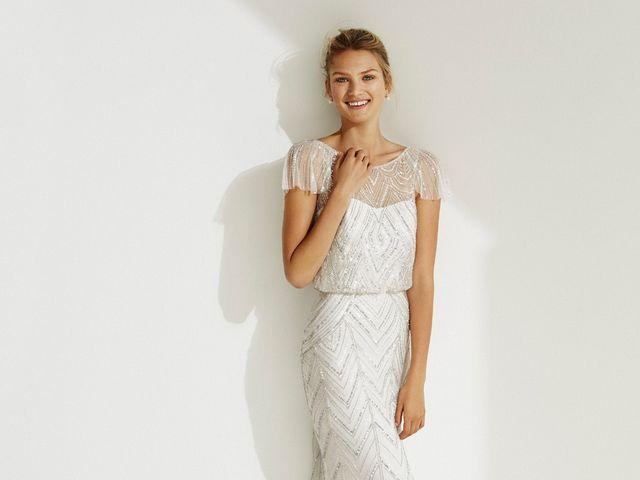 """Vestidos de noiva blusados: inspiração Chanel para dizer """"sim"""""""