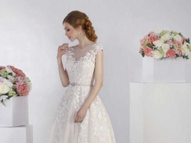 Vestidos de noiva Jarice: coleção Elegance