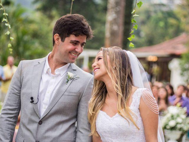 O casamento de Thiago e Barbara, em Petrópolis: cumplicidade em todos os momentos