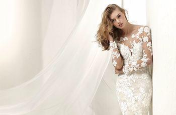 Os vestidos mais bonitos com Tattoo Lace: 30 ideias para as noivas