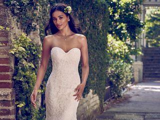 Vestidos de noiva Maggie Sottero: coleção Emerald elegante e sensual