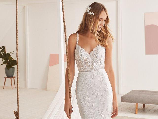 Vestidos de noiva White One: versatilidade na temporada 2019