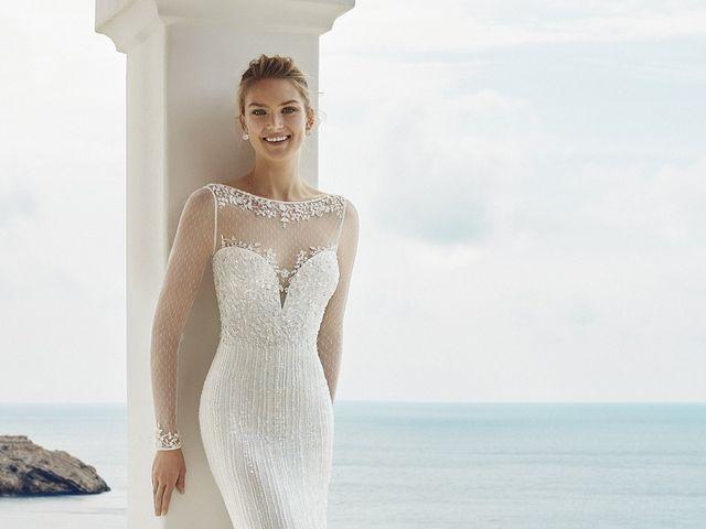 Vestidos de noiva Aire Barcelona: coleção Aire Beach Wedding 2019