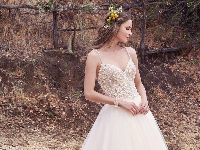 Vestidos de noiva Maggie Sottero: coleção Cordelia para românticas