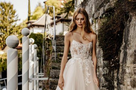 101 Vestidos de noiva com alça fina: tendência que sempre foi aposta na moda brasileira