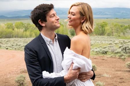 "Karlie Kloss e Joshua Kushner celebram um ""segundo casamento""!"