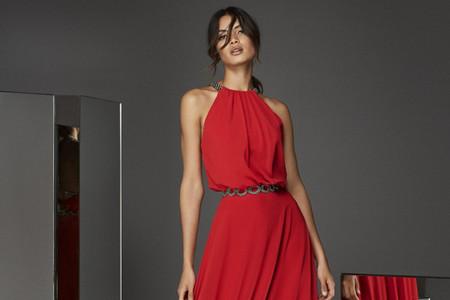 Tudo vermelho: 85 vestidos para convidadas nessa cor poderosa