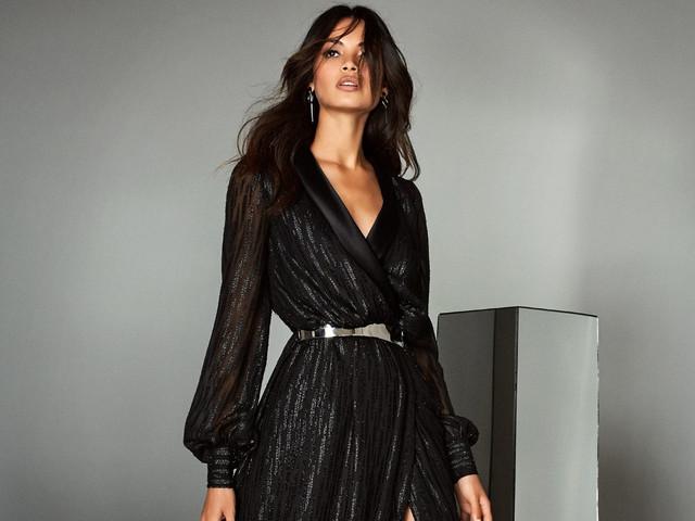 Convidadas in black: 35 looks para quem não dispensa o preto