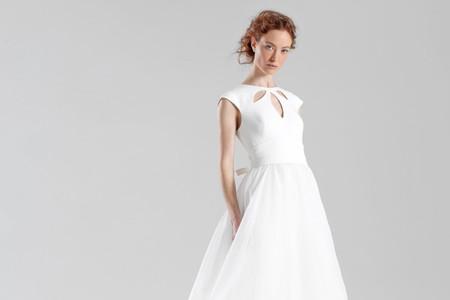 Apaixone-se pelo minimalismo dos vestidos de noiva 2019 de Tosca Spose