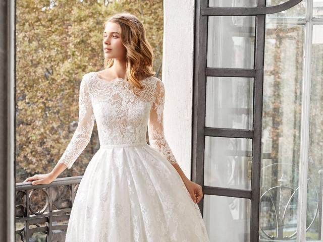 Como encontrar o vestido de noiva ideal... desde casa!
