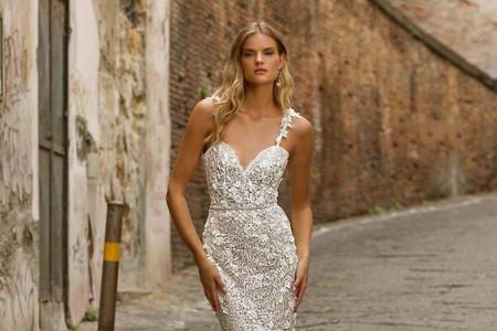 Vestidos de noiva Berta Bridal 2021: um ode à sensualidade