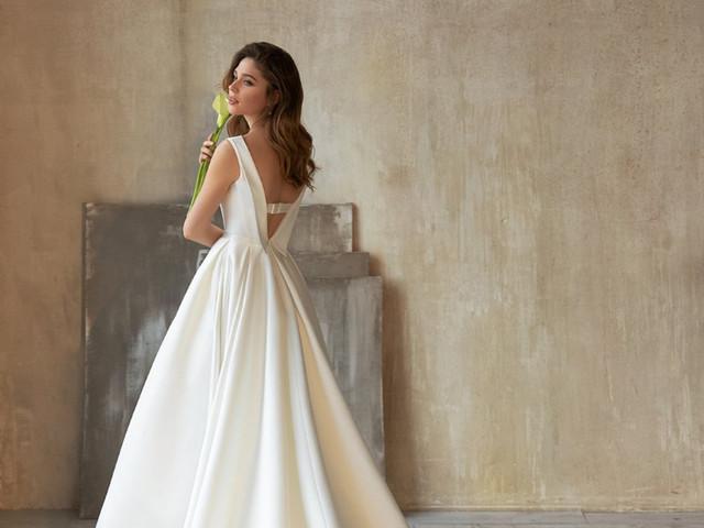Vestidos de noiva Eva Lendel 2021: conheça a coleção Less is more