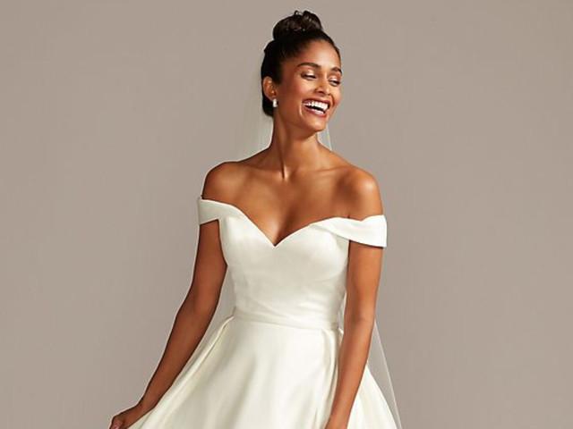 Vestidos David's Bridal: descubra o que marca reserva para sua nova coleção