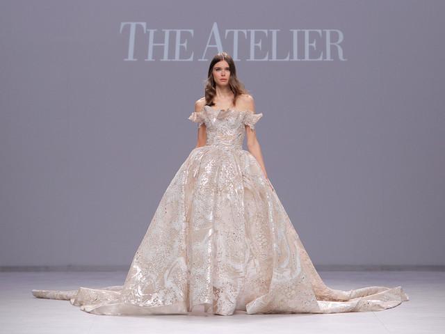 The Atelier 2020: alta costura com inspiração surrealista na passarela da VBBWF