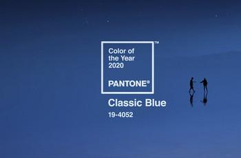 Instituto Pantone define a cor tendência de 2020: conheçam o Classic Blue