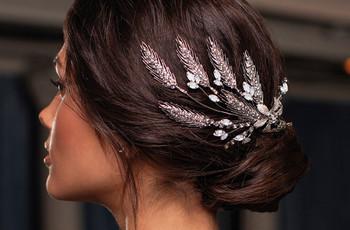6 Tendências de penteados de noiva para 2021