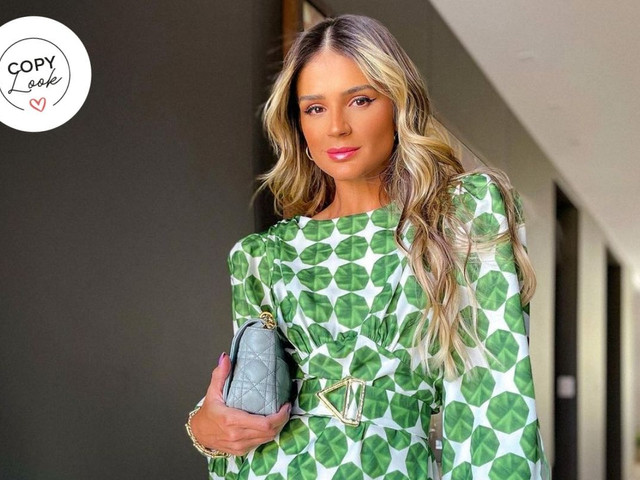 Inspire-se no guarda-roupa da influencer Thássia Naves com 8 looks perfeitos para uma festa