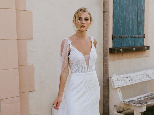 Vestidos de Noivas de Cizzy Bridal Australia: coleção Orchid Bloom