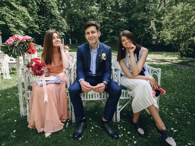 O que os convidados não deveriam vestir para um casamento?