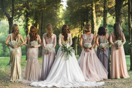 5 Sinais que alguém não deve ser a sua madrinha de casamento