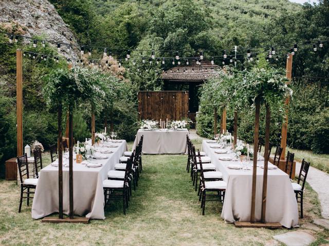 Tenha um belo casamento no campo
