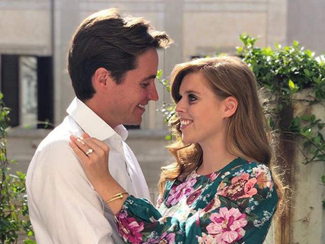 Festa da realeza: a Princesa Beatriz de York está noiva de Edoardo Mapelli