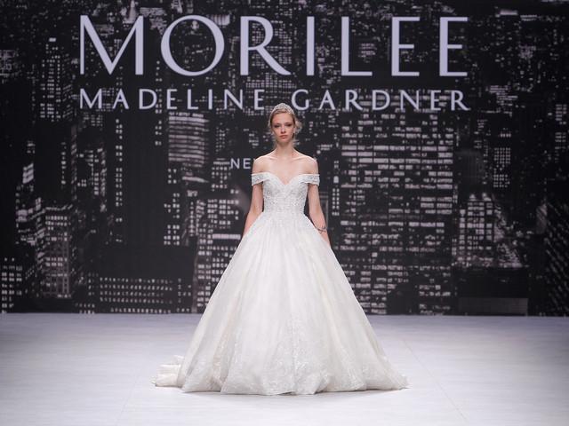 Vestidos de noiva Morilee: essência romântica na coleção 2020