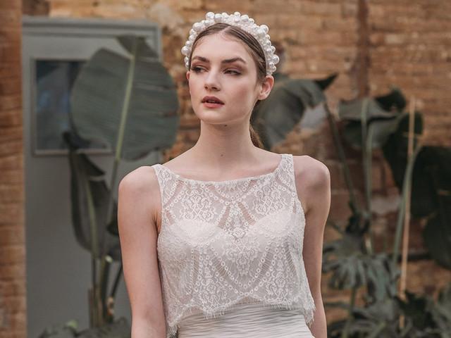 Vestidos de noiva Fara Sposa: inspire-se com a leveza da coleção 2021