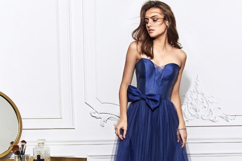 Vestidos Azuis Para Convidadas 70 Modelos E Tons Para Todos