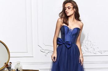 Vestidos azuis para convidadas: 70 modelos e tons para todos os estilos
