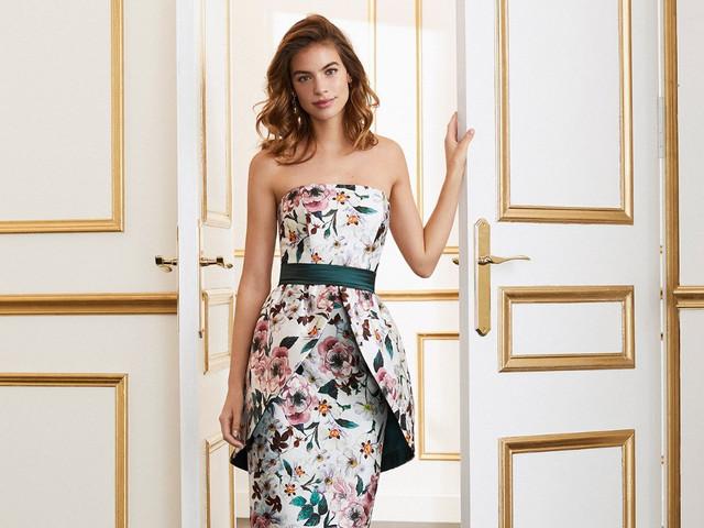 100 Vestidos de festa com estampas florais: aposta perfeita para convidadas