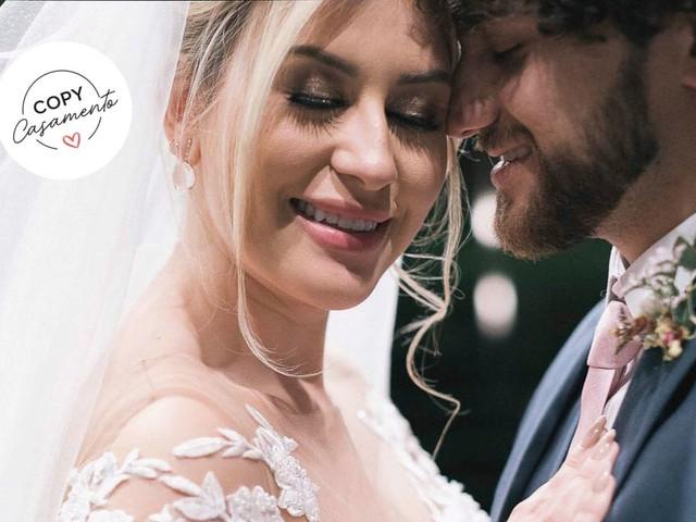 Casamento de Niina Secrets e Guilherme Oliveira: detalhes para recordar, inspirar-se e até copiar!