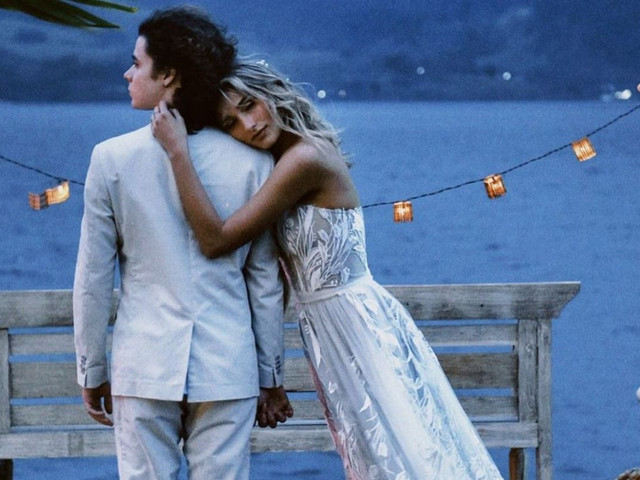 O que se deve aprender com os vestidos de noiva de Sasha Meneghel: contamos tudo!