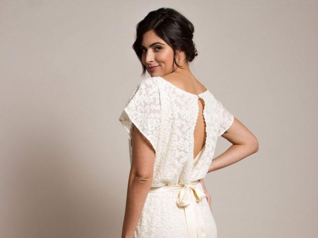 Bohemian chic sustentável: conheça os vestidos de noiva de Indiebride London