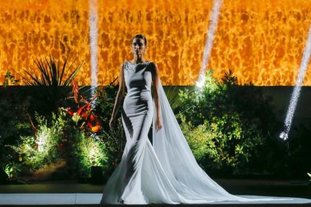 Barcelona Bridal Fashion Week Gala 2021: veja as novidades e tendências apresentadas nos desfiles!